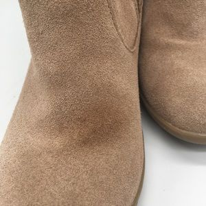 Minnetonka Shoes - Minnetonka Suede Wedges Ankle Boots